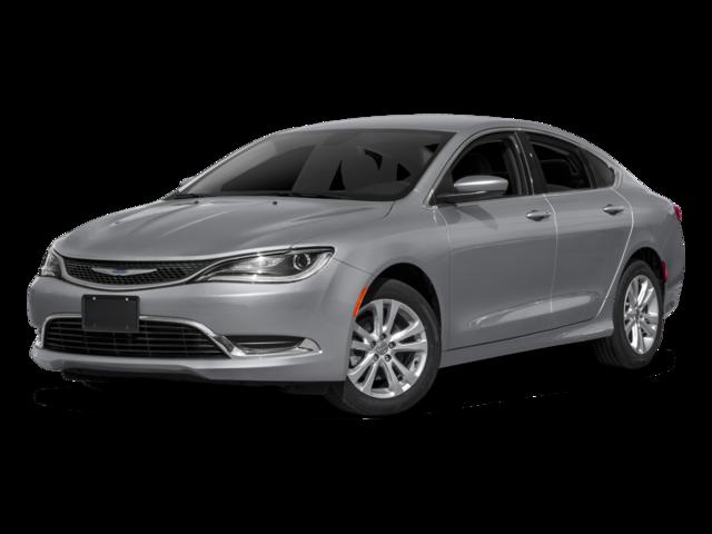 2017 Chrysler 200 Limited 4D Sedan