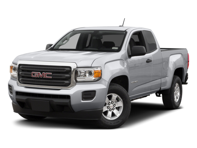 2016 GMC Canyon EXT CAB Truck