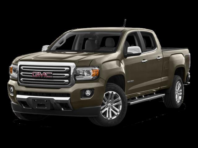 2016 GMC Canyon SLT Truck