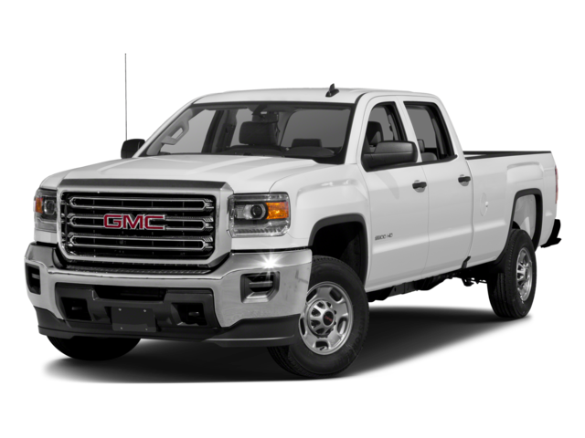 2016 GMC Sierra 2500HD CREW CAB 4WD 153.7^^' Truck
