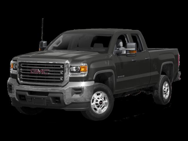2016 GMC Sierra 2500HD DOUBLE CAB 4WD 158.1 Truck