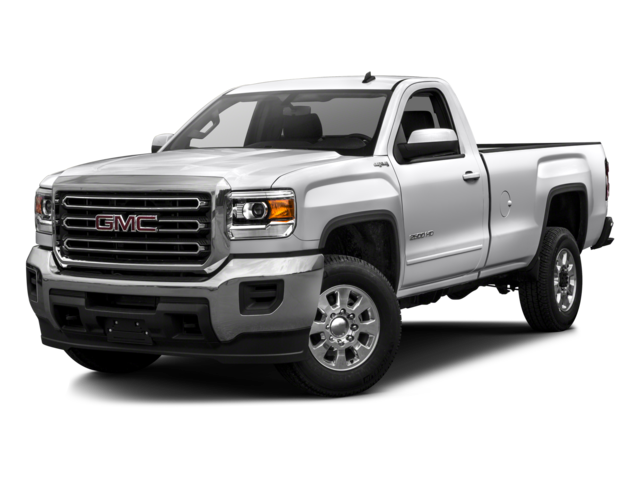 2016 GMC Sierra 2500HD REG CAB 4WD 133.6^^' Truck