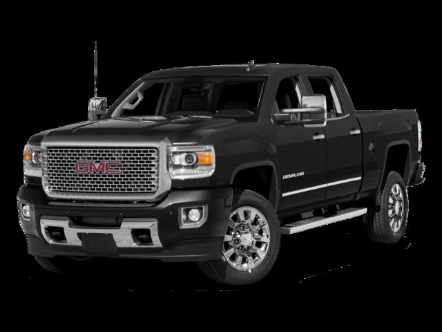 2016 GMC Sierra 2500HD Denali Truck