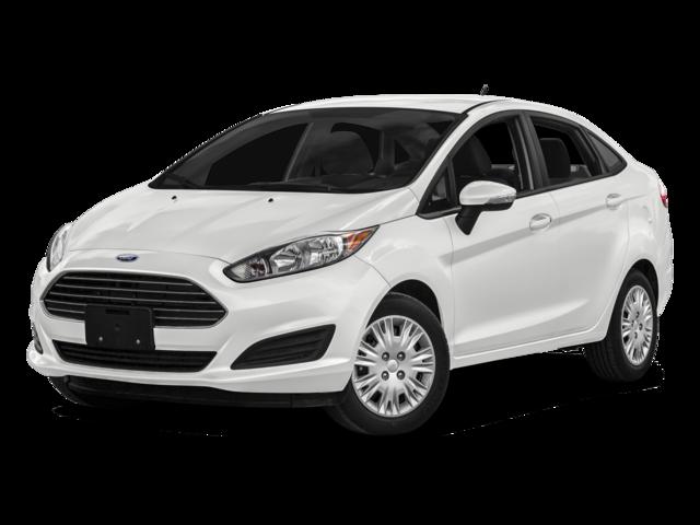 New 2016 Ford Fiesta S 4D Sedan