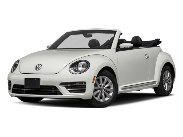 2017 Volkswagen Beetle 1.8T SEL 2D Convertible