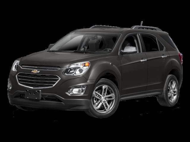2017 Chevrolet Equinox Premier 4D Sport Utility