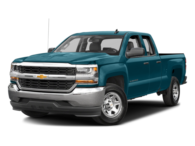 2016 Chevrolet Silverado 1500 4WD Double Cab 143.5 LS Extended Cab Pickup