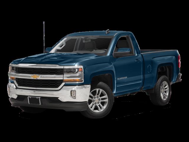 2016 Chevrolet Silverado 1500 TRK REG CAB SWB 4WD Truck