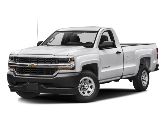 2016 Chevrolet Silverado 1500 TRK REG CAB LWB 4WD Truck