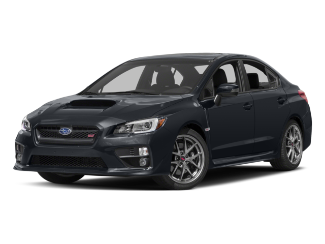 2017 Subaru WRX STI Limited Manual w/Lip Spoiler 4dr Car