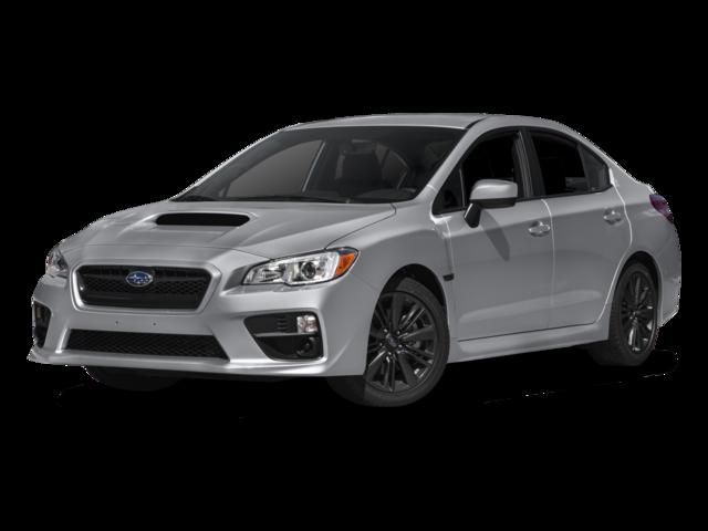 2017 Subaru WRX Limited Manual 4dr Car