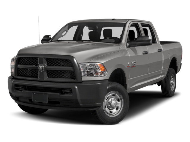 2017 Dodge Ram 2500 Tradesman 4D Crew Cab