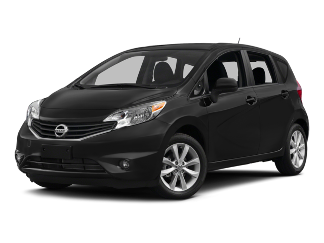2015 Nissan Versa Note S Plus Car