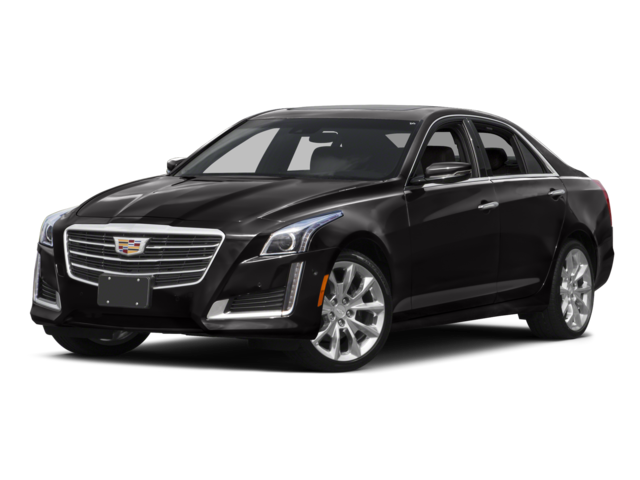2016 Cadillac CTS 4dr Sdn 2.0L Turbo Luxury Collectio 4dr Car