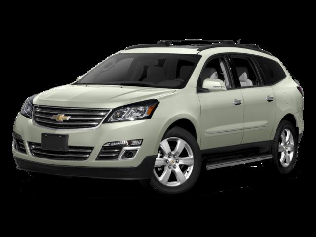 2017 Chevrolet Traverse Premier 4D Sport Utility