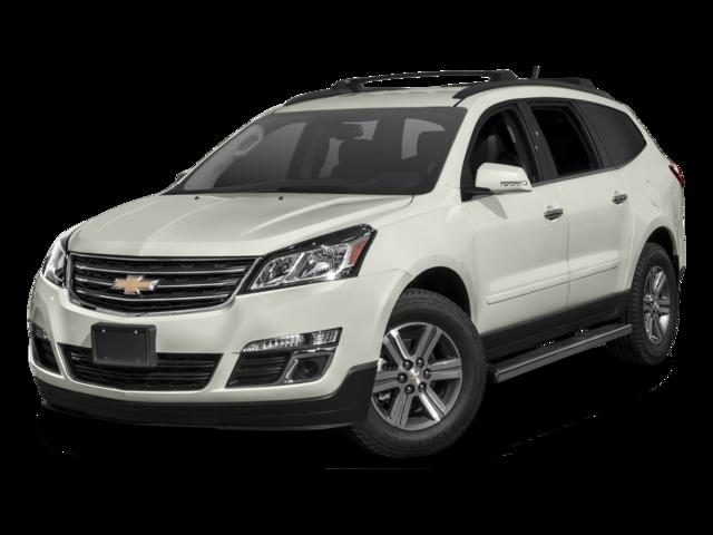 2017 Chevrolet Traverse LT 4D Sport Utility