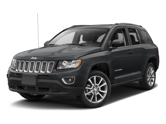 2016 Jeep Compass High Altitude 4D Sport Utility