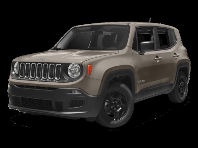 2016 Jeep Renegade Sport 4D Sport Utility