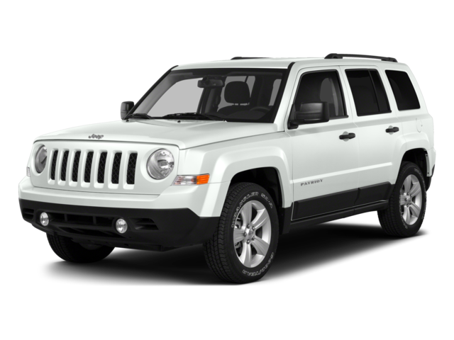 2016 Jeep Patriot High Altitude 4D Sport Utility