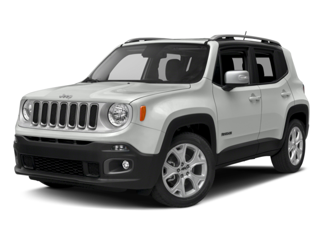 2016 Jeep Renegade Limited 4D Sport Utility