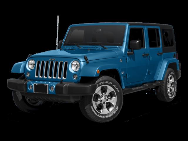2016 Jeep Wrangler Unlimited Sahara 4D Sport Utility