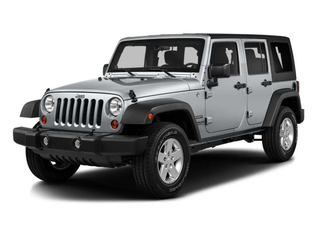 2016 Jeep Wrangler Unlimited 4D Sport Utility