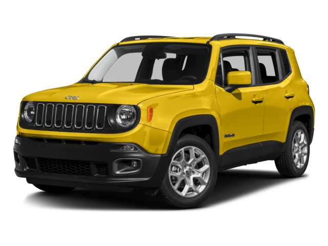 2016 Jeep Renegade 75th Anniversary Edition 4D Sport Utility