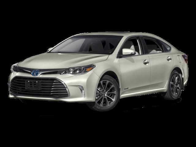 2016 Toyota Avalon Hybrid XLE Premium 4D Sedan