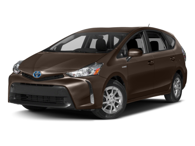 2016 Toyota Prius v Three Station Wagon
