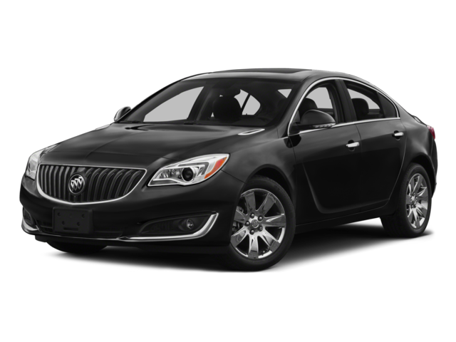 2016 Buick Regal Turbo Premium II Sedan