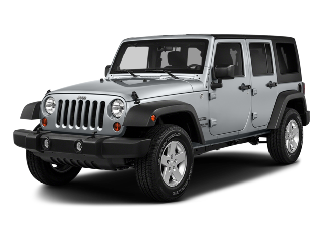 2017 Jeep Wrangler Unlimited Sport 4D Sport Utility