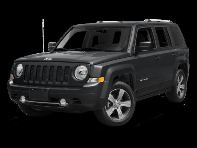 2017 Jeep Patriot High Altitude 4D Sport Utility