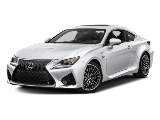 2017 Lexus RC F Base (A8) 2dr Car