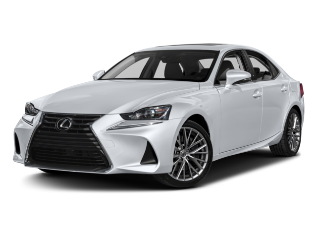 2017 Lexus IS Base (A8) 4dr Car
