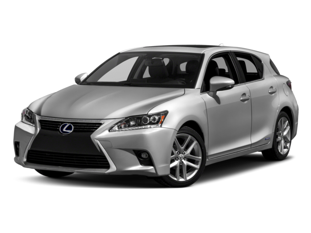2017 Lexus CT Base (ECVT) 4dr Car