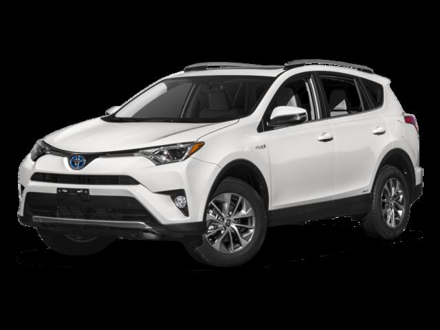 2017 Toyota RAV4 Hybrid XLE 4D Sport Utility
