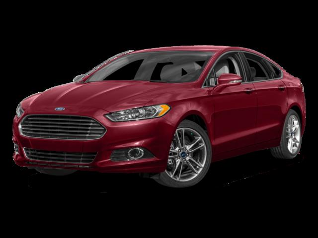 2016 Ford Fusion 4dr Sdn Titanium FWD 4dr Car