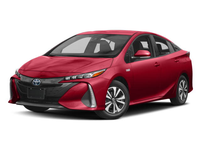 2017 Toyota Prius Prime Plus (Natl) 4dr Car