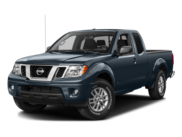 2016 Nissan Frontier 4WD King Cab Auto SV Extended Cab Pickup
