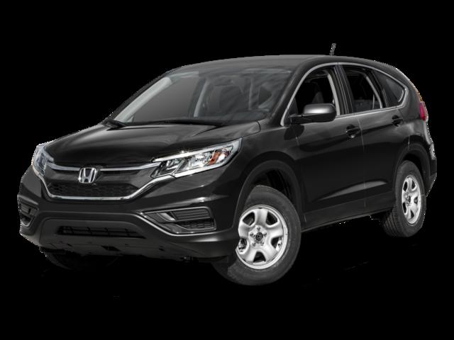 2016 Honda CR-V LX 4D Sport Utility