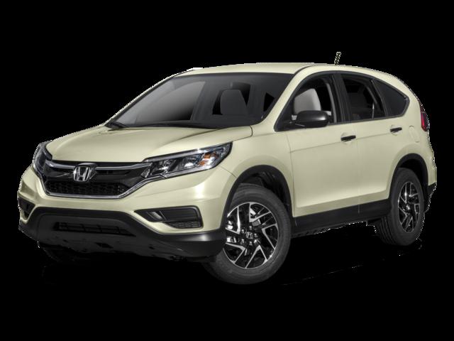 2016 Honda CR-V SE 4D Sport Utility