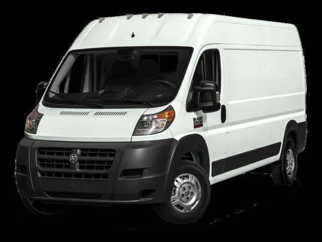 2017 Dodge Ram ProMaster 2500 High Roof 3D Cargo Van