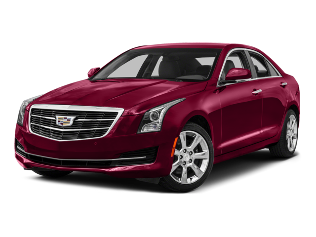 2016 Cadillac ATS 4dr Sdn 2.0L Standard AWD 4dr Car