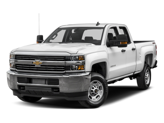 2017 Chevrolet Silverado 2500HD Work Truck Extended Cab Pickup