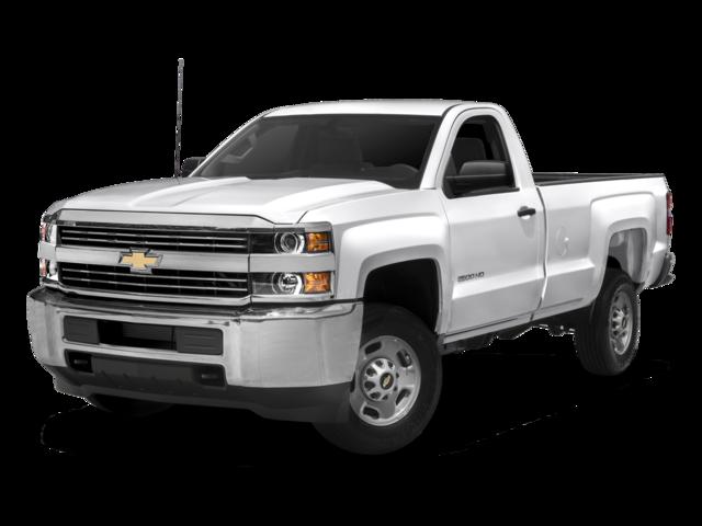 2017 Chevrolet Silverado 2500HD Work Truck Regular Cab Pickup