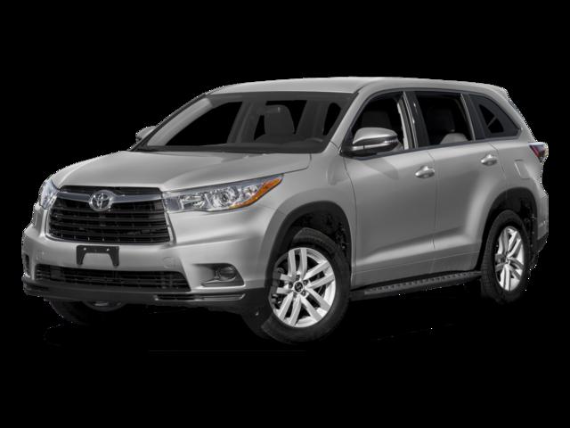 2016 Toyota Highlander AWD LE Plus Sport Utility