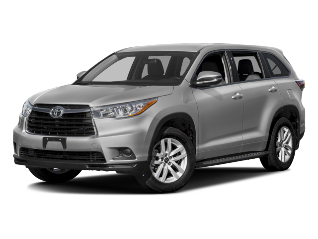 2016 Toyota Highlander LE Plus Sport Utility
