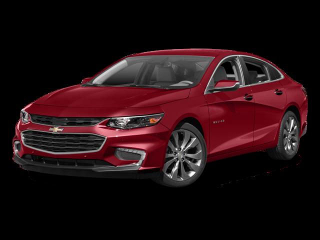 2016 Chevrolet Malibu 4 Dr Sedan