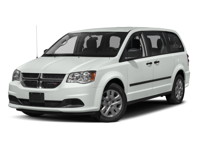 2016 Dodge Grand Caravan SXT 4D Wagon