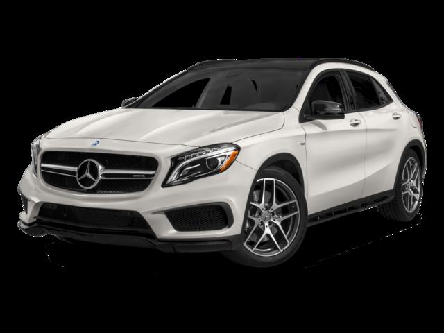 2016 Mercedes-Benz GLA AMG GLA45 Sport Utility